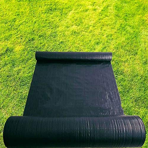 FiveFire Ground Cover Weed Membrane Heavy Duty Landscape Ground Cover Membrane for Gardens 3m x 10m
