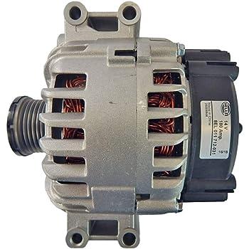 Hella 8el 011 712 031 Generator 180a Auto