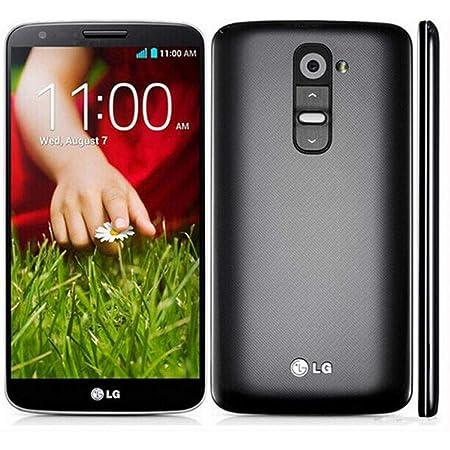 LG G2 D800 GSM 4G LTE Unlocked Smartphone with 13MP Camera, 32GB, Black