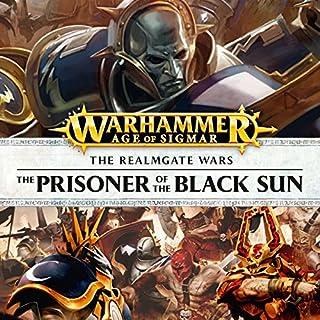 The Prisoner of the Black Sun audiobook cover art
