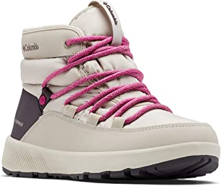 حذاء تزلج للنساء من كولومبيا سلوبيسايد فيليج أومني هيت متوسط