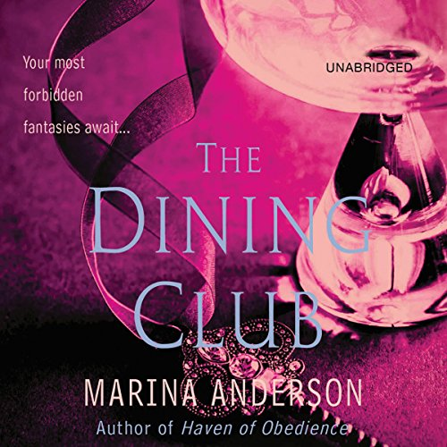 The Dining Club audiobook cover art