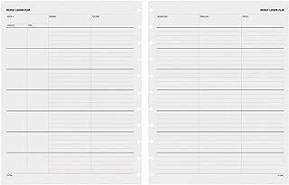TUL Custom Note-Taking System Discbound Teacher Insert Refill, 8-1/2