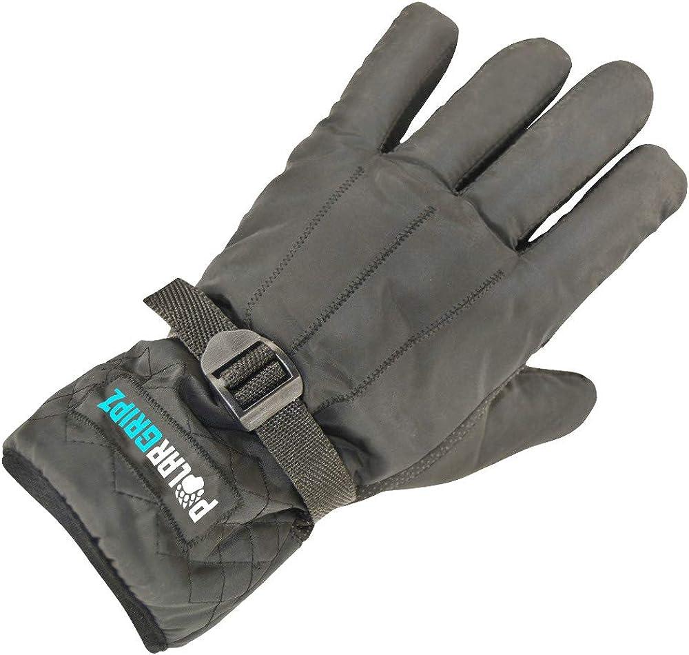 Heavy Duty Adult Unisex Winter Weather Ski Gloves