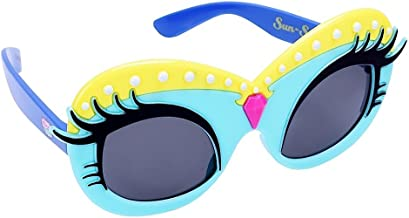 Sun-Staches Costume Sunglasses Lil' Characters Shine from Shimmer and Shine Party Favors UV400