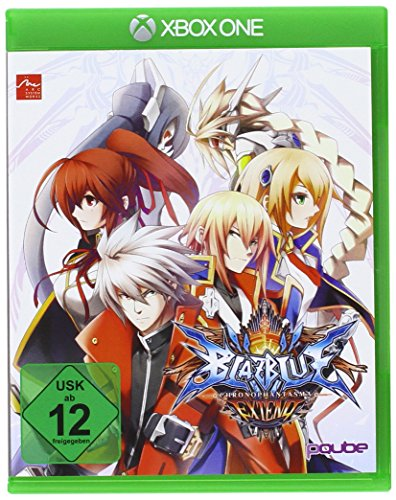 BlazBlue - Chrono Phantasma Extend - [Edizione: Germania]