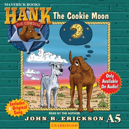 The Cookie Moon audiobook cover art