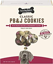 Three Dog Bakery Classic Wafers Baked Dog Treats