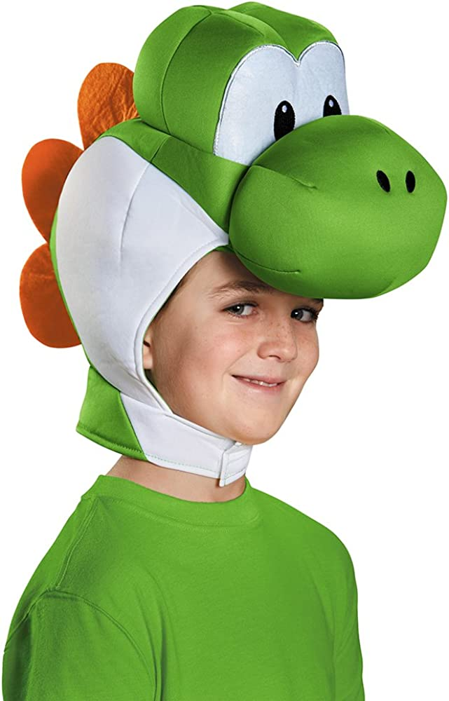 Disguise Child Headpiece OFFicial shop Yoshi Complete Free Shipping