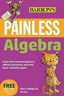 Painless Algebra (Barron's Painless)