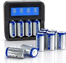 Best rechargeable 123a batteries Reviews
