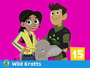 Wild Kratts: Volume 15