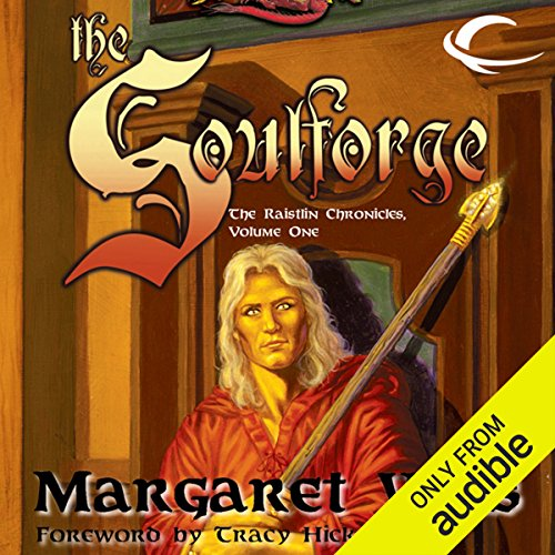 The Soulforge audiobook cover art
