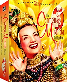 The Carmen Miranda Collection: (The Gang's All Here / If I'm Lucky / Something for the Boys / Greenwich Village / Doll Face)
