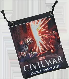 Marvel Dice Masters: Civil War Dice Bag (Captain America / Iron Man)