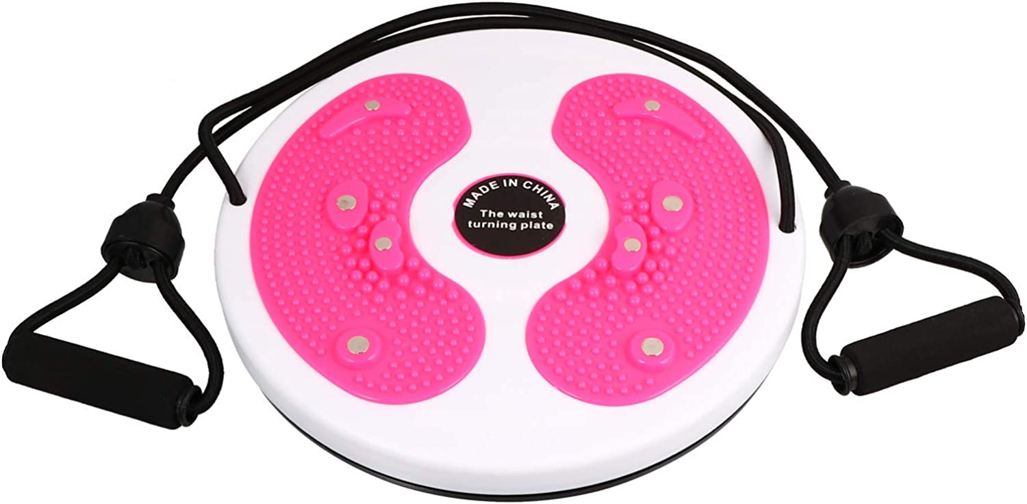 BESPORTBLE Waist Ab Trimmer Fashionable Twist Machine Wriggling Max 46% OFF Board Plate