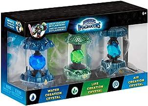 Skylanders Imaginators - Crystal 3 Pack - Water, Air and Life (Xbox One/PS4/PS3/Xbox 360/Nintendo Wii U)