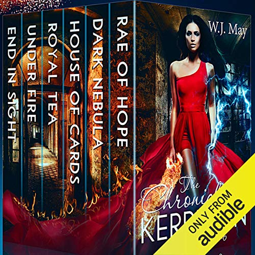 The Chronicles of Kerrigan Box Set, Books 1 - 6  By  cover art