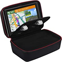 BOVKE Hard GPS Case for 6 - 7 Inch Garmin DriveSmart 65 / 61 LMT-S, Nuvi 2797LMT GPS Navigator System, Extra Space fit Car...