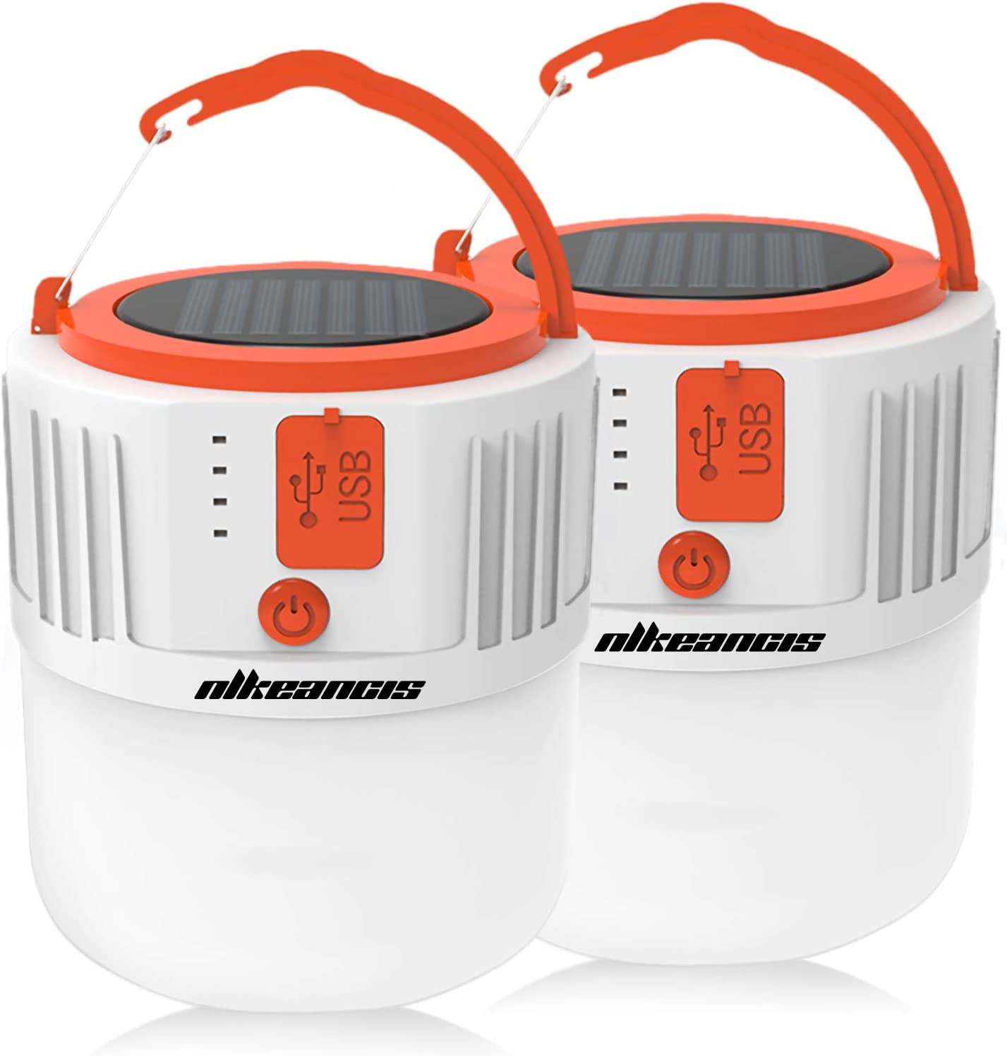 Rechargeable Atlanta Mall Fixed price for sale Waterproof Camping Flashlight Lantern 2400