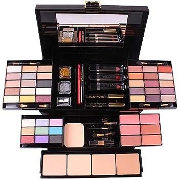 CHSEEO Paleta de Maquillaje Set Paleta de Sombras de Ojos, Juego de Maquillaje Kit de Maquillaje para Mujeres y Niñas Caja de Regalo Cosméticos #1: Amazon.es: Belleza