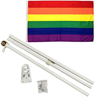 Best white house gay flag Reviews