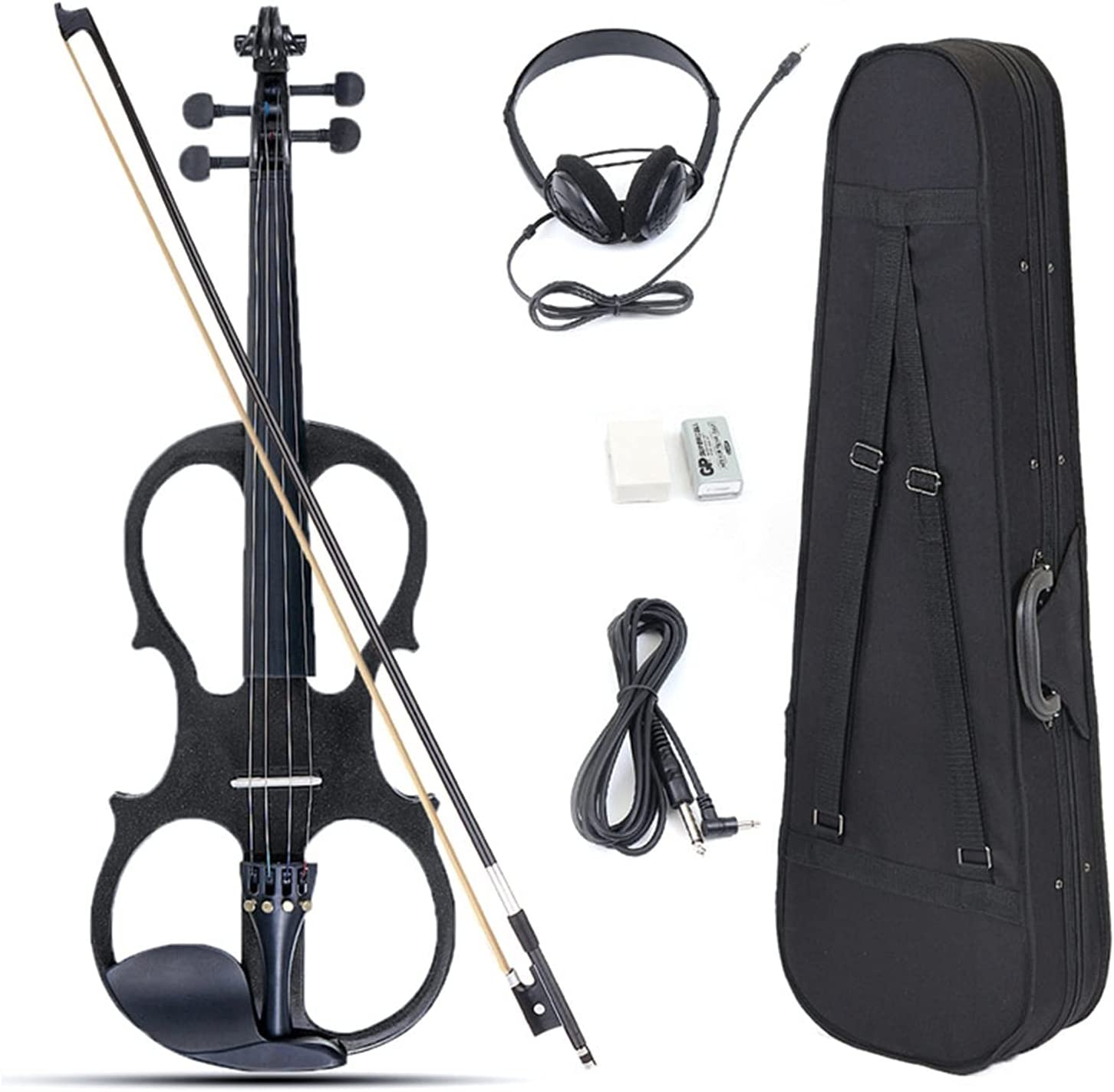 Violin Model 4 Electric Sale Special Price Acoustic Full 5 ☆ very popular Pack Basswood Fid