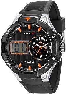 269528f9180 Relógio Speedo Masculino Analógico e digital Preto 81149G0EVNP2