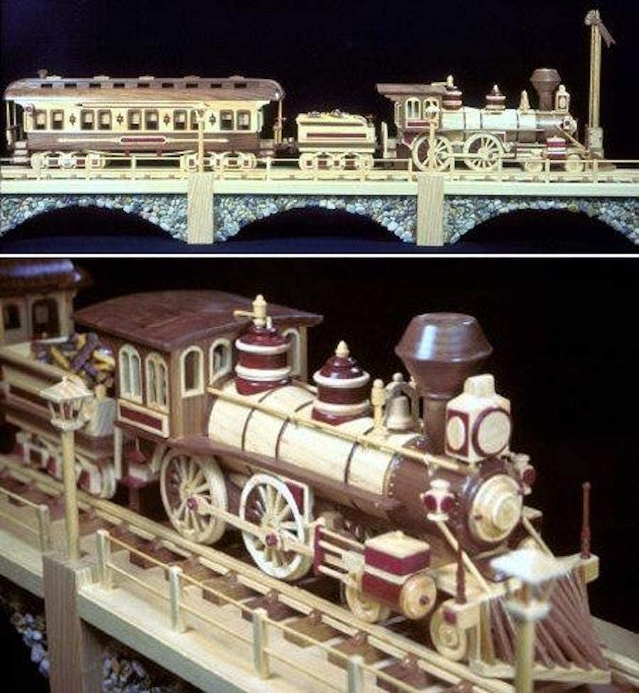 WoodworkersWorkshop Plans to Build a Saw Max 68% OFF Iron Horse Sale Train Scroll