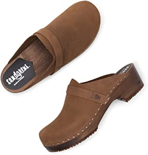 low clogs