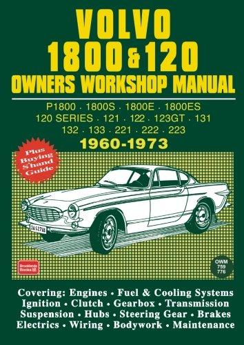 Volvo 1800-120 WSM