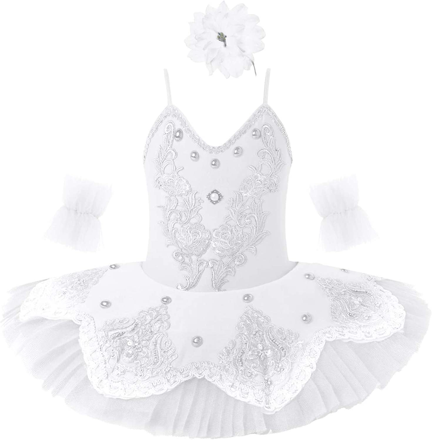 VernLan Kids Girls Embroidered Ballerina Lake Ballet Sale special price Shipping included Swan Dance