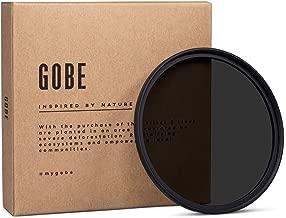 Gobe ND8 52mm MRC 12-Layer ND Filter