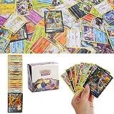 YNK 324 Piezas Cartas, Flash Cartas, Cartas Coleccionables, Trading Cards, Sun & Mood Series GX...
