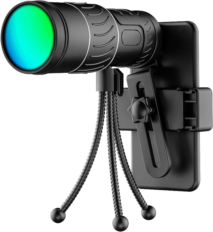 Monocular Telescope for Smartphone 16x52 55% OFF Wat store Anti-Fog High Power