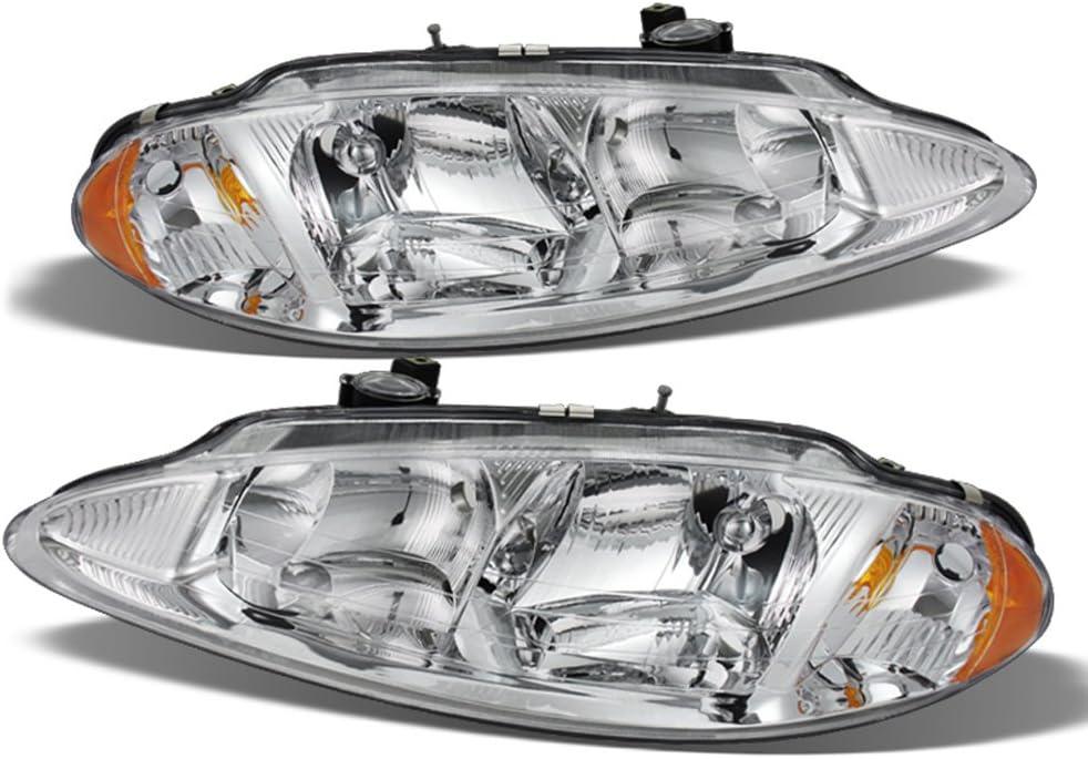 ACANII - おすすめ特集 送料無料/新品 For 1998-2004 Dodge Headlights Factory Intrepid L Style