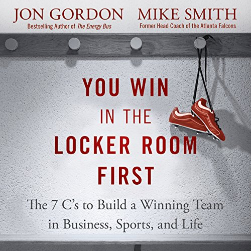 You Win in the Locker Room First audiobook cover art