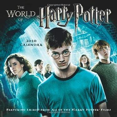 Harry Potter, The World Of: 2010 Wall Calendar