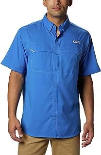 Columbia Men's Low Drag Offshore Short Sleeve Shirt, UPF...