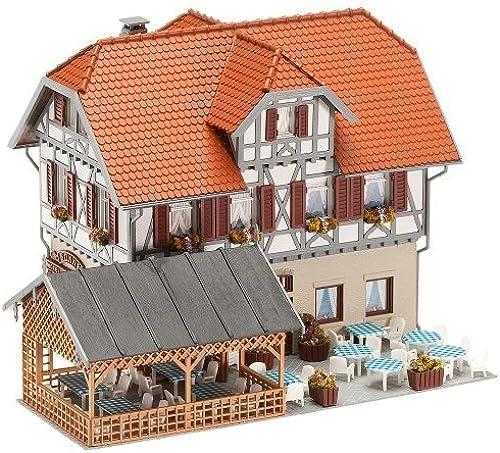 Faller 130438 Sonne Inn w Summer House by Faller