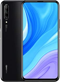 Huawei Y9s Smartphone Dual SIM, 128 GB, 6 GB RAM, 4G LTE - Midnight Black