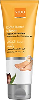VLCC Cocoa Butter & Neem Foot Care Cream, 100ml