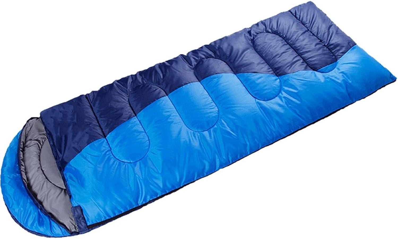 ZXQZ Schlafsack Männer und Frauen Outdoor Berg Camping Schlafsack Nähen Doppelschlafsack Mumienschlafsäcke B07CKPXRVS  Nutzen Sie Materialien voll aus