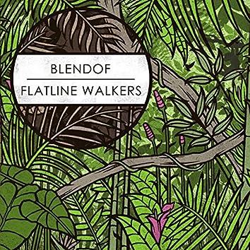 Blendof / Flatline Walkers - Split EP
