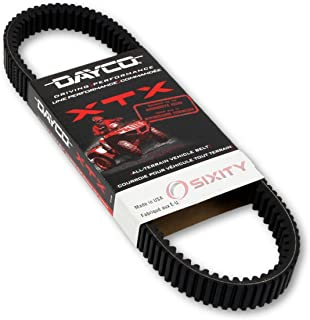 2013-2015 for Polaris Ranger 900 XP Drive Belt Dayco XTX ATV OEM Upgrade Replacement Transmission Belts