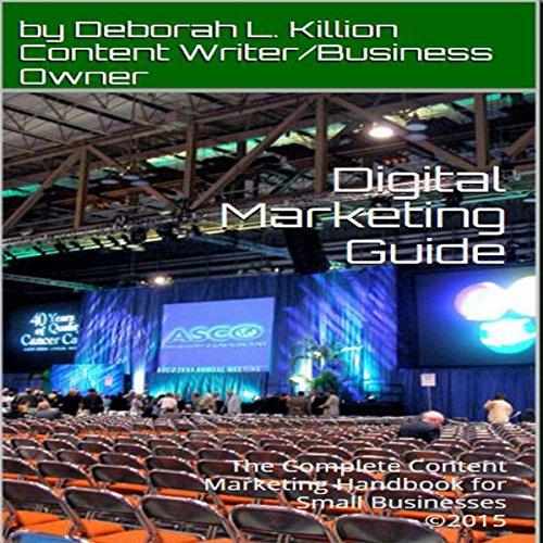 Digital Marketing Guide audiobook cover art