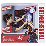 Transformers Glow in The Dark Wall Puzzle 54 Jigsaw