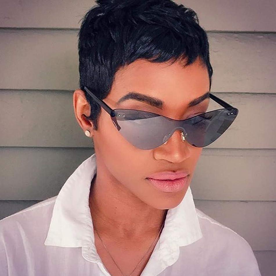 RUISENNA Short Human Hair Wigs Pixie Cut Black Wigs for Black Women Glueless Wigs for African American