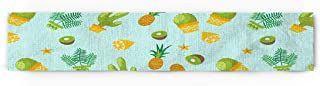Prime Leader Cactus Pineapple Lemon and Carambola Cotton Linen Table Runner Party Supplies Home Decorations for Kitchen Dining Room Wedding Birthday Baby Shower & Everyday Use 13 x 90 inch