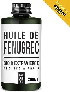 ACEITE BIO DE FENOGRECO 100% Puro y Natural Prensado en Frío y Extra Virgen. Ayuda a aumentar el busto (200ml)